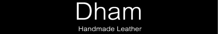 DhAmLeather shop banner