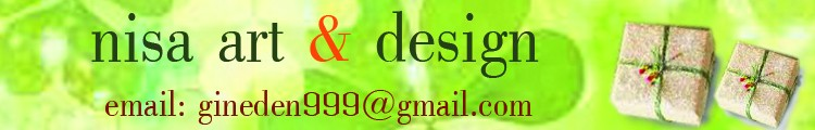 NISAARTANDDESIGN shop banner