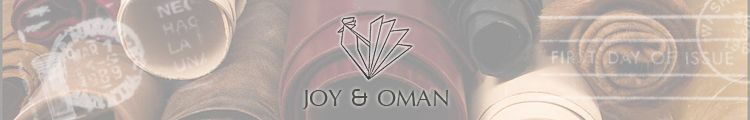 JoyAndOMAN shop banner