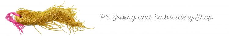 Pssewing&embroideryshop shop banner