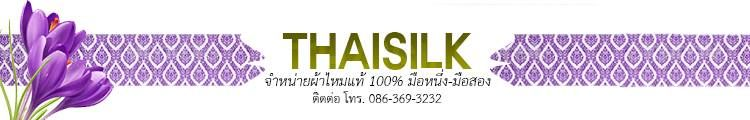 Thaisilk shop banner