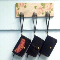 Bussara clutch bag at Blisby