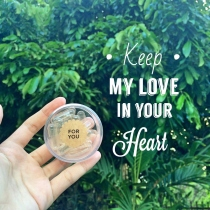 Keep my love in your heart at Blisby