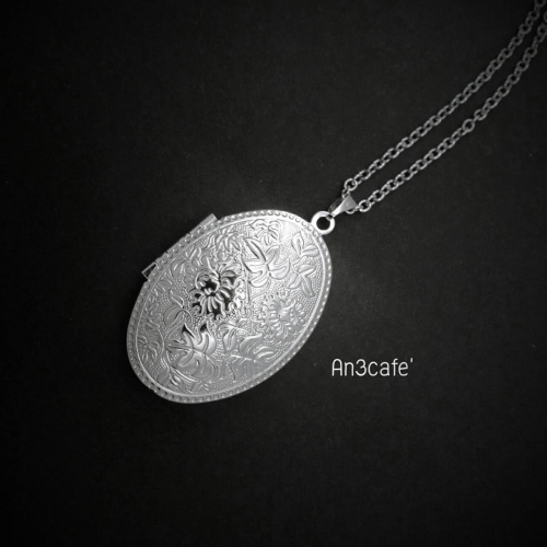 ล็อกเก็ต lockets 925 jewelry large image 0 by An3Cafe