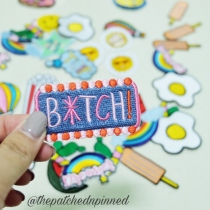 IRON ON PATCH ตัวรีด at Blisby