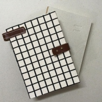square notebook at Blisby