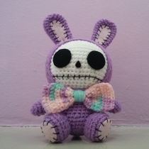 Jack the Nightmare (bunny) at Blisby