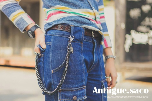 Chain & Leather. large image 3 by Antiiguesaco