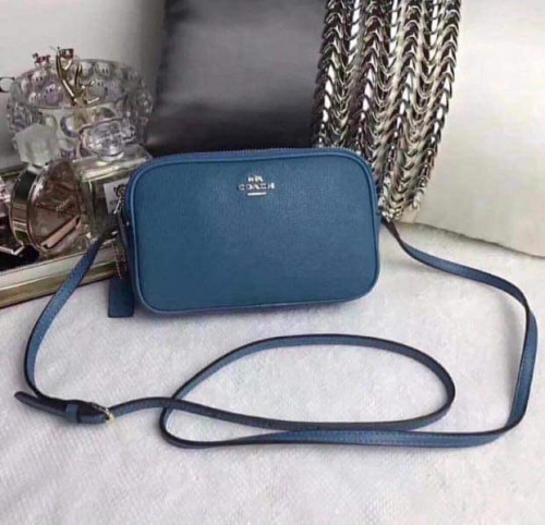 COACH F65988  COACH CROSSBODY POUCH IN PEBBLE LEATHER large image 0 by Groovy