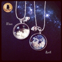 earth&moon at Blisby