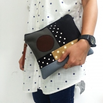 Clutch Graphic Bag #2 at Blisby