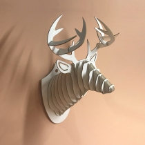 Deer Head 3D Puzzle  at Blisby