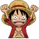 หมวก Monkey D Luffy : One Piece thumbnail 3 by VvieSweet