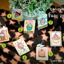 """keychain พวงกุญแจไม้ Collection """"sweety"""" (keyrings)  at Blisby"""