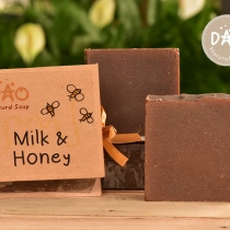 Milk & Honey Soap at Blisby