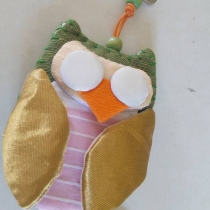 Key case owl - OWL005 at Blisby