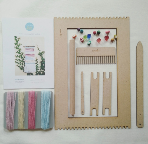Mini loom | Weaving arts large image 0 by SWshop