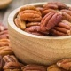 Pecans nuts/USA ถั่วพีแคน/อเมริกา 250 กรัม  thumbnail 0 by BaaisaamGroceries