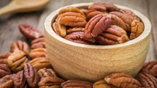 Pecans nuts/USA ถั่วพีแคน/อเมริกา 250 กรัม  large image 1 by BaaisaamGroceries