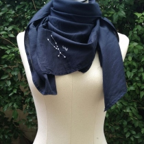 TAURUS scarf (90x90 cm) at Blisby