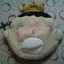 ***Prince MinnanoTabo Purse*** กระเป๋าใส่เหรียญ Prince MinnanoTabo at Blisby