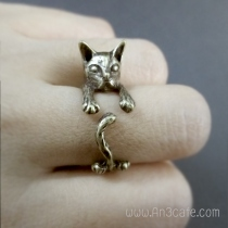 ANIMAL RING  :Cat Ring at Blisby