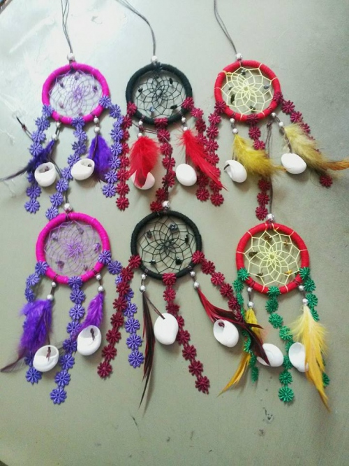 Dreamcatcher ตาข่ายดักฝัน large image 0 by DreamcatcheByMantana