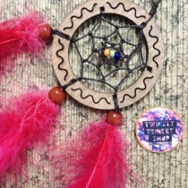 Pink Dream - Dreamcatcher at Blisby