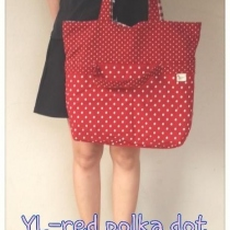 Tote bag 3in1 style at Blisby