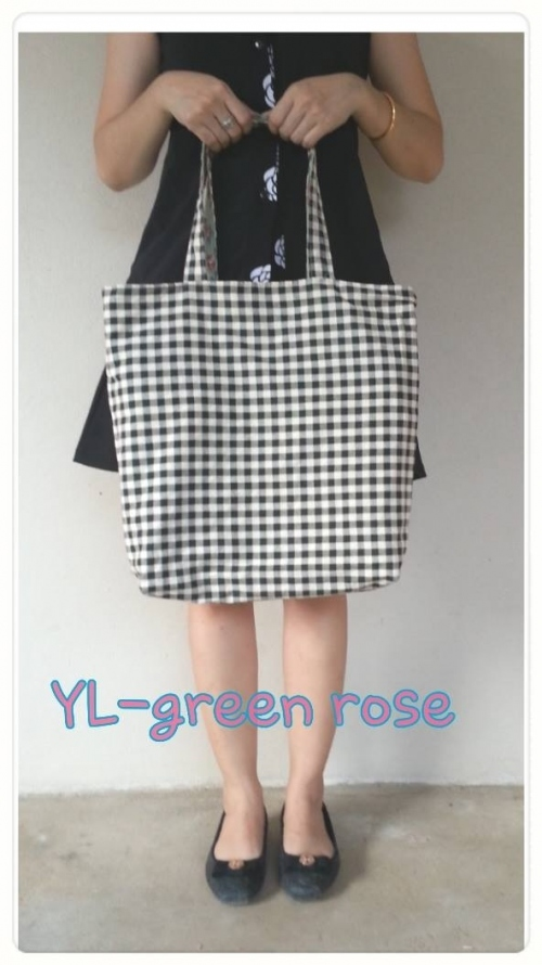 Tote bag 3in1 style large image 3 by YoursShop