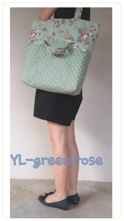 Tote bag 3in1 style large image 4 by YoursShop