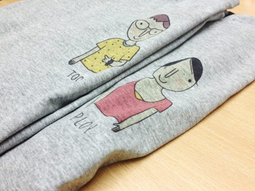 Couple t-shirt  large image 0 by sumone