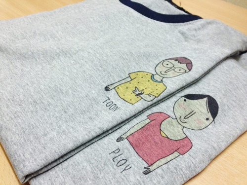 Couple t-shirt  large image 1 by sumone