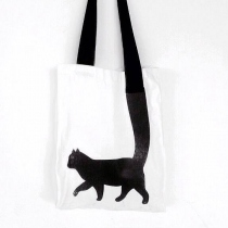 Cat Tote bag at Blisby