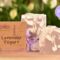 Lavender Yogurt Soap at Blisby