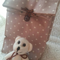 Gift bag at Blisby