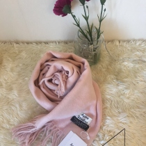 Acne studios scarves [Pink] at Blisby