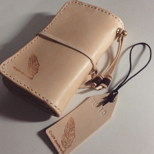 Middle wallet large image 0 by qupidhandcraft