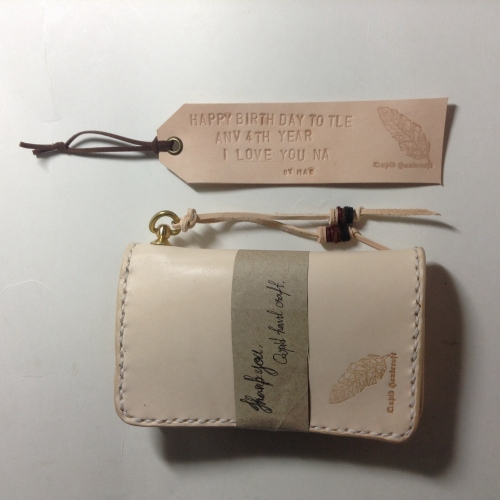 Middle wallet large image 3 by qupidhandcraft