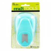 Craft Tools Large Banner Punch เครื่องเจาะกระดาษรูปธง at Blisby