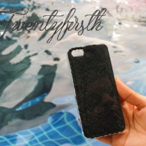 mermaid case [black set] at Blisby