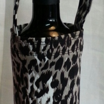 sold /ถุงไวน์ wine bottle bag ถุงผ้าไวน์ at Blisby