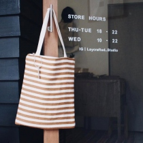 Tote Bag  กระเป๋าผ้า at Blisby