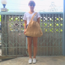 Crochet Mybag at Blisby