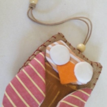 Key case owl - OWL012 at Blisby