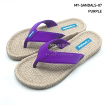 MY-SANDALS-07 ( PURPLE) at Blisby