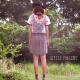 Dotty-go-round collar (A070612) thumbnail 1 by LittleFingers