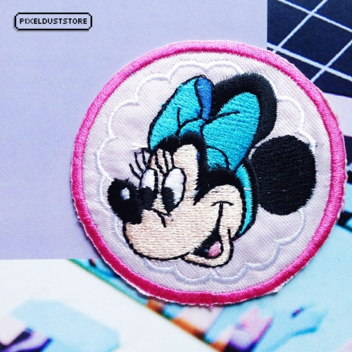Minnie Patch large image 0 by pixelduststore