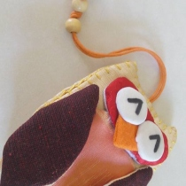 Key case owl - OWL010 at Blisby