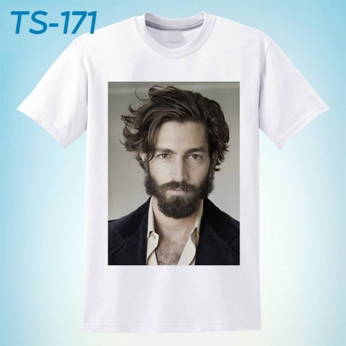 T-shirt No.15 - 19  large image 2 by mimiwatshirt